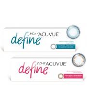 Acuvue Define 30 szt. + kosmetyczka GRATIS!
