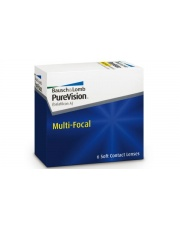 Pure Vision Multifocal 6 szt. + płyn 60 ml GRATIS