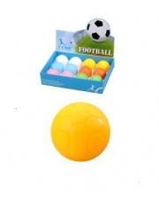 Pojemnik na soczewki Football Case - piłka żółta