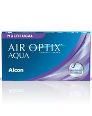 Air Optix Aqua Multifocal 3 szt. - dokładne widzenie