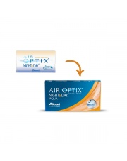 Air Optix Night & Day Aqua 3 szt.