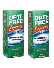 ZESTAW: Opti Free Express 2x355 ml