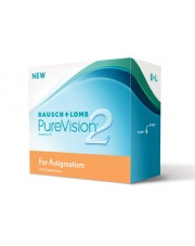 Pure Vision 2HD for Astigmatism 6 szt. + płyn 60 ml GRATIS!