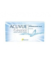 Acuvue Oasys 6 szt. BC: 8,4