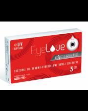 Soczewki miesięczne EyeLove Exclusive 3 szt.