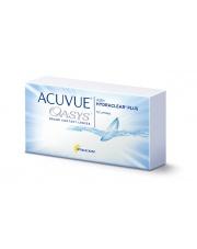 Acuvue Oasys 12 szt. + 18 PLN CashBack