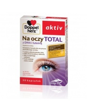 Doppelherz Aktiv Na oczy Total - 30 kapsułek
