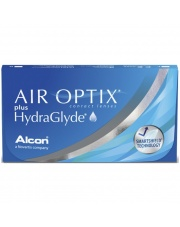 AIR OPTIX plus HydraGlyde 6 szt. + czapka 4F Gratis!