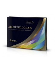 Air Optix Colors 2 szt., moc: 0,00 (PLAN)
