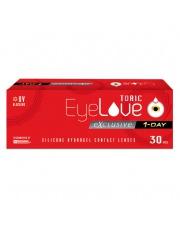 EyeLove Exclusive 1-Day Toric 30 sztuk - Darmowa Dostawa