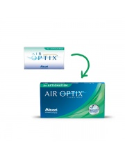 Air Optix for Astigmatism 6 szt. - soczewki toryczne