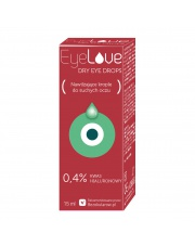 Krople EyeLove Dry Eye Drops - 0,4% hialuronianu sodu